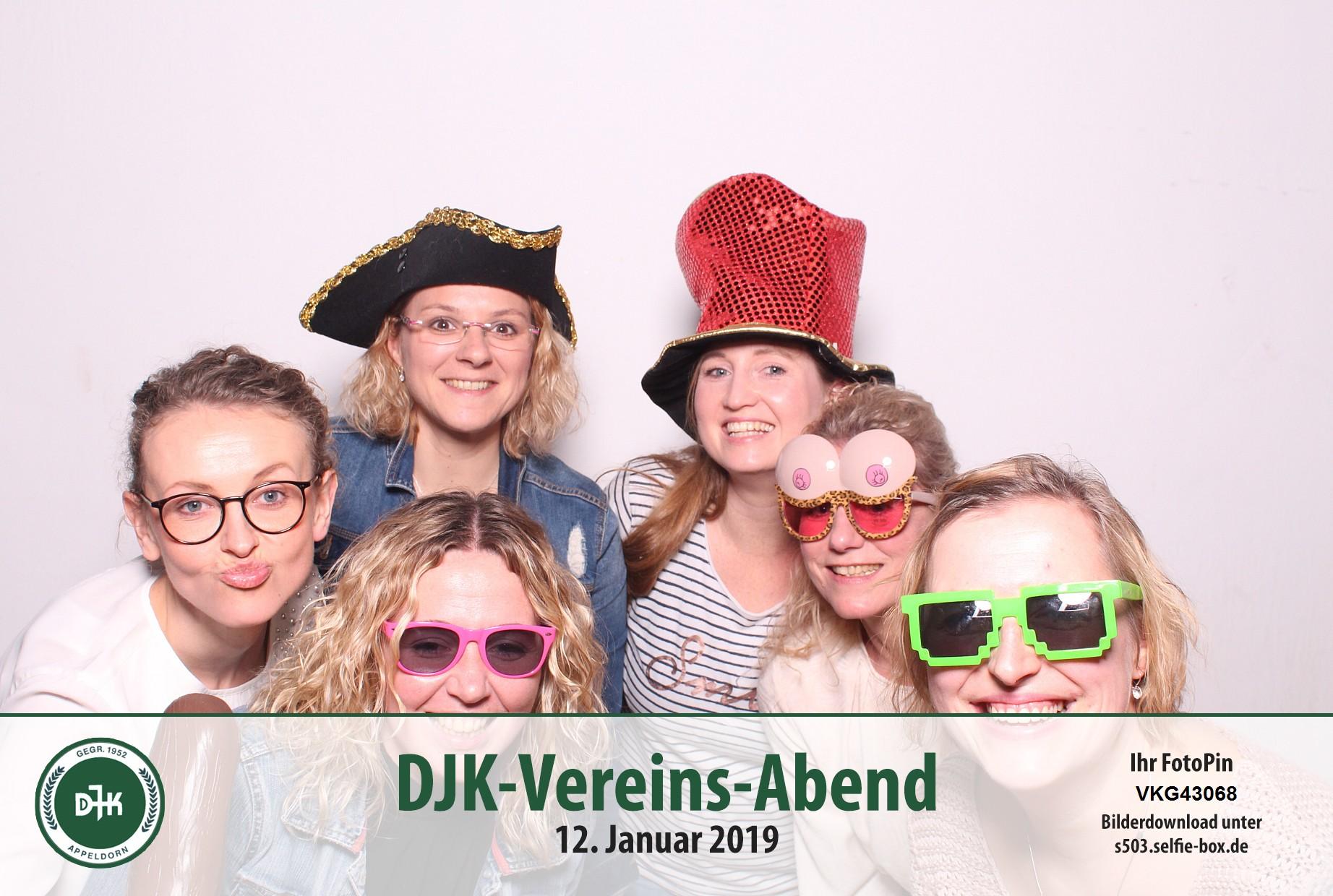 DJK Vereinsabend 2019